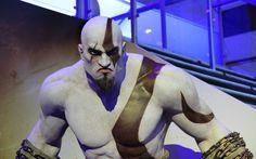 Testamos God of War: Ascension na E3 2012
