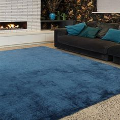 The Rug House Tula Modern Two Toned Plain Soft Durable Easy Living Polyester Teal Blue Living Room Rugs Large Living Room Rugs, Large Rugs, Teal Rug, Teal Area Rug, Plush Carpet, Rugs On Carpet, Carpets, Area Rug Placement, Plush Area Rugs