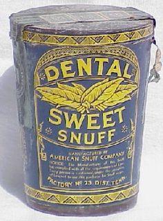 DENTAL SWEET SNUFF