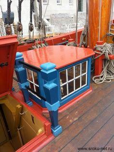 The Amsterdam maritime museum.