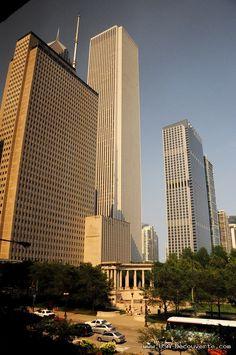 USA Découverte : Photos : Chicago Centre - East Randolph Street