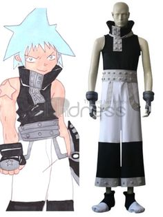 Soul Eater Black Star Cosplay Costume Dresses, Costumes, Jewelry & More. Save on the Hottest Fashion Today! New Styles Added Daily. Cosplay Outfits, Cosplay Costumes, Halloween Cosplay, Halloween Costumes, Soul Eater Cosplay, Eleven Cosplay, Anime Soul, Fashion Today, Black Star