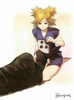Temari, Shikamaru, couple, sleeping, fan, funny; Naruto