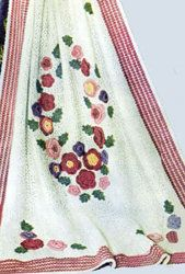 21 Vintage Crochet Afghan Patterns
