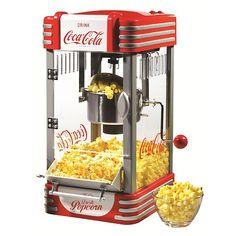 Coca-Cola Kettle Corn Maker