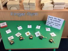 Match the money labels to the coins and use writing fingers to turn the keys. Year 1 Maths, Early Years Maths, Early Math, Money Activities, Kindergarten Activities, Preschool, Maths Eyfs, Numeracy, Numicon