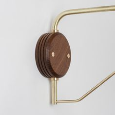 Win this gorgeous high-quality brass lamp from Allied Maker courtesy of WorkOf, the considered marketplace for original design.