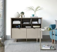 Buy Logan Taupe Small Sideboard from the Next UK online shop