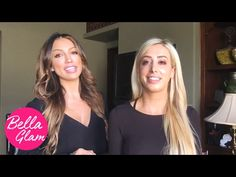 Nikki's bestie shows you how to highlight and contour using foundations!: BellaGlam featuring Eileen - YouTube