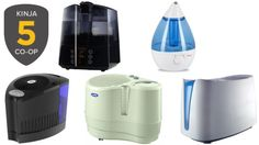 Five Best Humidifiers