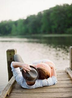 A man falls in love through his eyes, a woman through her ears.