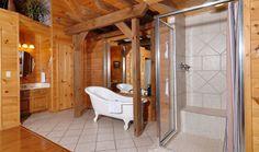 Gatlinburg Cabin Rentals - Bear Elegance