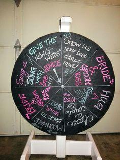 Wedding kissing wheel                                                                                                                                                      More