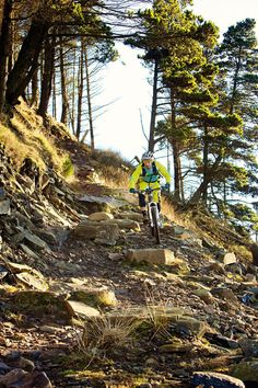 How to ride trail centres