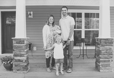 Family photos of the Holderfield Family