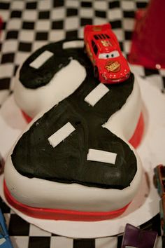 Awesome car theme party idea's