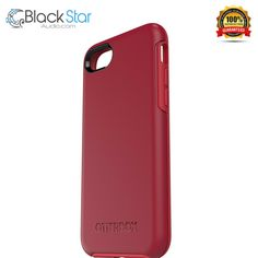 OtterBox Symmetry Series for iPhone 8 -Rosso Corsa Red Iphone 8, Iphone Cases, Black Star, Things To Come, Electronics, Red, Ebay, Iphone Case, Consumer Electronics