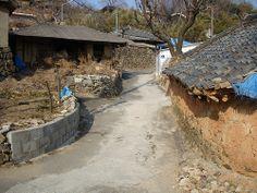 마을 / 부산 기장 장안 / #골목 #골목길 #비탈 / 2011 02 04 /