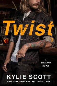 JB's Book Obsession : Cover Reveal: Twist (Book Two) in the Dive Bar Ser...