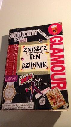 Podesłała Ola Trocinska #zniszcztendziennik #kerismith #wreckthisjournal #book #DIY