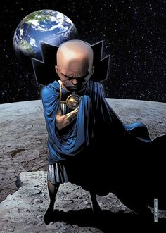 The Watchers are a fictional race of extraterrestrials that appear in comic books published by Marvel Comics. Created by Stan Lee and Jack Kirby, the first Watcher - named Uatu - appears in Fantastic Four #13 (April 1963).