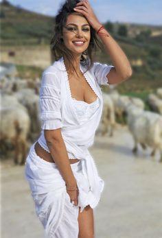 romanian Madalina Ghenea, The One Magazine