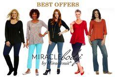 Designers We Love: Miraclebody. #martas #martasboutique #STL #miraclebody