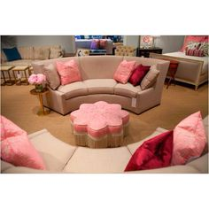There seems to be a lot of pink at highpoint!  #hpmkt