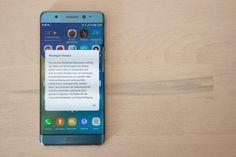 Samsung Galaxy Note 7: Jetzt mit 60 Prozent Akku-Limit in Deutschland