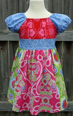 Casey Peasant Top by fluffygirlboutique on Etsy, $35.00