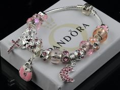 Pandora Jewelry~Visit www.lanyardelegance.com for Beaded Lanyards and Crystal Eyeglass Holders for women.