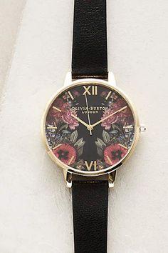 Rose Rustler Watch - http://anthropologie.com