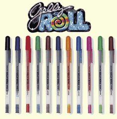 Gel Pens   School Supplies That Will Bring Back Elementary School Memories