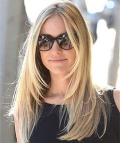 Long Wavy Hairstyles For Girls 2017.