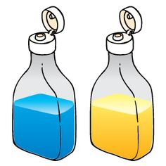 If your school likes to buy economy-size gallon jugs of tempera paint, you know they can be inconvenient to lug out for every painting project. So save a few plastic ketchup squeeze bottles with flip-top lids. Clean them thoroughly; then add a different color of paint to each one. These smaller bottles are easy to store in your classroom, and paint is just a squeeze away!