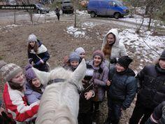 БУДЬ ЗДОРОВ: Корисно і безкоштовно - прогулянки на конях