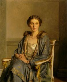 International Portrait Gallery: Retrato de la VIIIª Lady Berwick