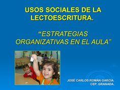 Usos sociales lectoescritura -José Carlos
