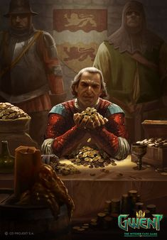 Arnport Minister of Commerce My Fantasy World, High Fantasy, Fantasy Rpg, Medieval Fantasy, Dark Fantasy Art, Witcher Art, The Witcher, Studded Leather Armor, Character Concept