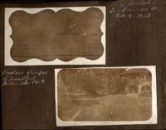 Photograph album #1 - page 9 - circa 1913
