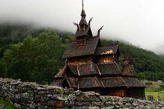 Borgund, Noruega