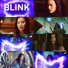 Blink - The Gifted