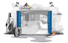 Circo de las Tapas - Restaurante de Tapas en Madrid