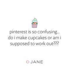 what's your favorite Pinterest board right now? Are you baking? Or working out? Or both at the same time... haha.