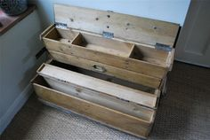 Pine Tool Chest