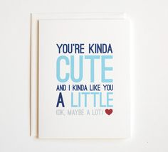 Valentines Day Card Funny Valentine Card by RowHouse14 on Etsy