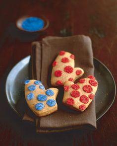 Honigkuchen-Handschuhe - Lebkuchen, Honigkuchen, Pfefferkuchen - [LIVING AT HOME]