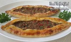 Ev Yapımı Pide Tarifi Pita Recipes, Bread Recipes, Breakfast Items, Homemade Beauty Products, Kitchen Recipes, Beautiful Cakes, Food And Drink, Appetizers, Pizza