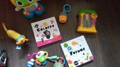 Prepara tu dedo índice y descubrirás el contorno de formas sencillas, divertidas prendas y objetos de colores llamativos