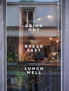 Art of the menu: matamata coffee shop signage, coffee shop Cafe Bar, Cafe Shop, Deli Shop, Bar Deco, Deco Cafe, Decoration Restaurant, Deco Restaurant, Restaurant Signage, Restaurant Ideas